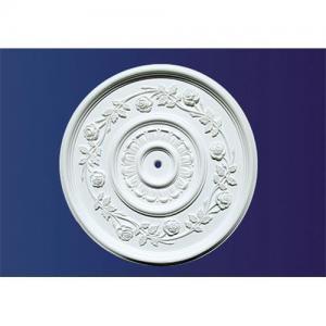 China Gypsum plaster ceiling medallion on sale