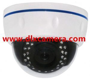 China DLX-DLA10 1080TVL 1/3 CMOS Indoor IR Night-vision Dome Camera Indoor Analog Dome camera CCTV Analog Dome IR camera on sale