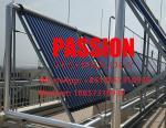 heat pipe solar panel vacuum tube collector copper pipe  solar collector closed loop collector pressurized solar panels