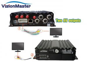 China Durable Automotive Dvr Recorder HD Car 720p 4CH 4G School Bus 12V CCTV Dvr System on sale