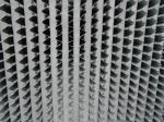 Nettoyez le remplacement de filtre à air du four HEPA avec le cadre d'acier inoxydable