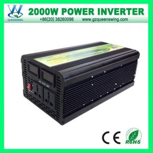 China QueensWing 2000W Modified Power Inverter with Digital display(QW-2000W) on sale