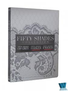 China 2018 hot sell Fifty Shades 3-Movie Collection DVD movies region 1 Adult movies Tv series Tv show Drop shipping on sale