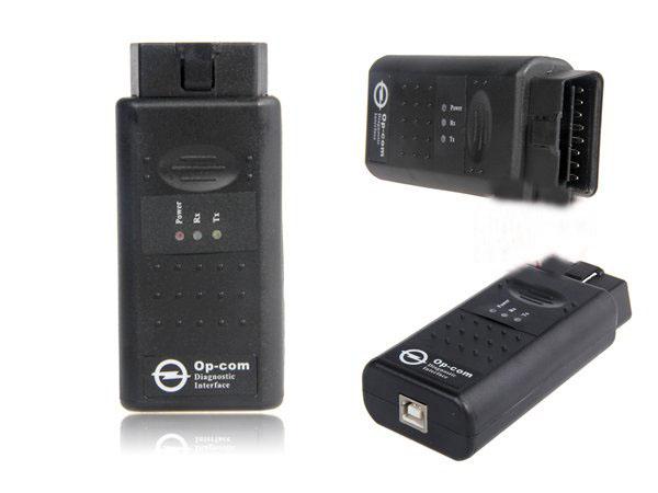 PC-Based Canbus OPCOM OBDII OBD2 OBD PC Scan Tool OP COM USB