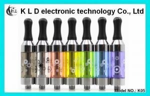 China Big Vapor Purple Quit Smoking Electronic Cigarette Vivi Bcc Clearomizer on sale