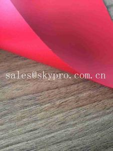 China 2mm High Density Durable Plastic Sheet Rigid Customized PP / PVC / PET Material on sale