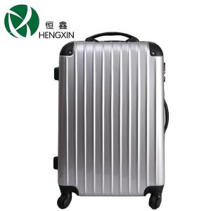 China PC ABS 24 28 Business Travel Luggage / Trolley Hand Luggage Case With Universal Wheel on sale