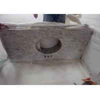 Commercial / Residencial Granite Vanity Tops , Granite Look Countertops With Faucet Hole