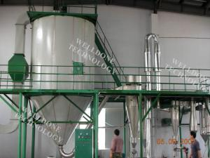 China Industrial Animal Blood Spray Drying Machine High Drying Temperature on sale