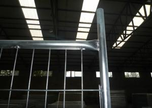 China Safety Removable Swimming Pool Fencing , Temporary Chain Link Fence Panels on sale