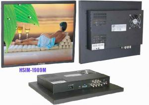 China 720P 240V Y , Pb  RGBinput HSIM - 1909M 19'' Professional CCTV Monitor without radiation on sale