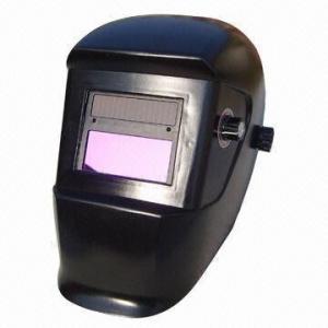 China Auto-darkening Welding Helmet with 98 x 40mm Viewing Area on sale