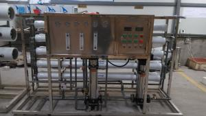 China 2000L/H Double Stage RO Water Purification Machine on sale