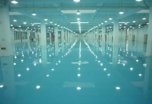 China epoxy liquid glass basement anti-alkali floor concrete paint coating on sale