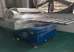 China Accurate Cutting Rubber Bale Cutter Machine , Full Automatic Rubber Cutting Equipment on sale
