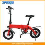 14 bicicleta elétrica dobrável do impulso da roda pneumática para adultos ou crianças