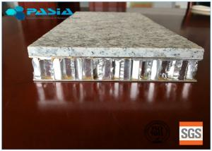 China Decorative Honeycomb Stone Panels For Interior And Exterior Surfaces Of Buildings on sale