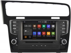 China 1080P 2013+ Volkswagen Radio Navigation System VW Head Unit Steering Wheel Control on sale