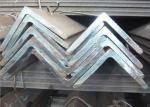 China JIS SS400 Grade Hot Rolled Angle Steel 75mm * 7mm Size Geometric Shape wholesale