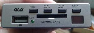 China MP3 Player Module (SC-M106) on sale