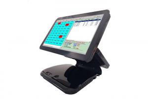 China Restaurant Touch Screen Cash Register For Small Business Accurate Fast Touch Response on sale