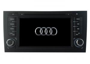 China Audi A6 1997-2002 Android 9.0 Car DVD Multimedia Player with GPS Navigation Sat Nav Support Mirrorlink AUD-7666GDA on sale