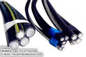 China Multi-core Overhead Insulated Cable on sale