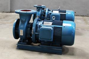 China High quality single stage horizontal hot water circulation pipeline pump on sale