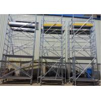 Construction 6m Scaffold Tower Aluminum 6061-T6 Lightweight Scaffold Tower