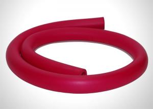China Red Color Water Heater Pipe Insulation / Air Conditioning Copper Tubing Insulation on sale