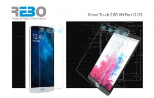 China Premium Real Smart Touch Tempered Glass Film for LG G4 , Anti Water on sale