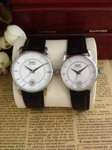 China MIDO BARONCELLI Automatic Mechanical Couples Watches on sale