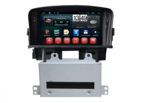 China Android Chevrolet Cruze 2012 GPS Navigation In-dash DVD Player with RDS / ISDB-T / DVB-T on sale