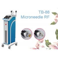 Fractional RF Skin Rejuvenation Machine , Wrinkle Removal Micro Needle RF Machine