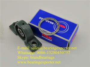 China Cylindrical bore NSK UCP212-204D1 Pillow Block Bearing Unit Interchange with UC212-36 Bearing on sale