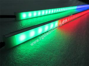 China full color aluminum led strip addressable on sale