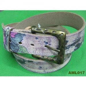 China Mens Leather Belt on sale