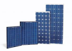 China 120w flexible solar panel for home use on sale
