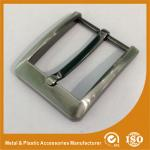 Пряжки пояса GLT-15003 пряжек пояса 40mm Pin пушечного металла изготовленные на заказ латунные большие