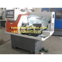 CK0640A Mini Micro Small Metal CNC Lathe Machine With Siemens Controller