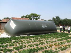 China Collapsible Water Bladder Tanks Light Weight With Excellent Heat Resistance supplier