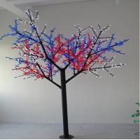 95W/140w red/green/blue Waterproof outdoor led christmas tree lights ¢230*250(cm)