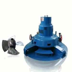 China 100 Kw Kaplan Micro Hydro Water Turbine , Hydro Propeller Generator on sale