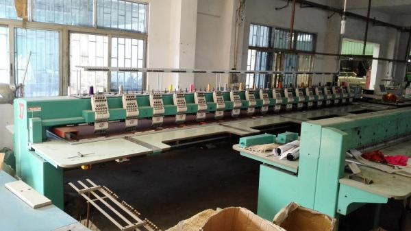 Used Embroidery Machines >> Used Tajima Embroidery Machine Tfgn 918 For Sale Used Tajima