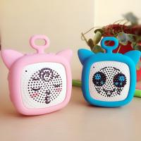 Cute wireless portable speakers support computer playing bluetooth speaker