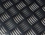 0.1mm ~5mm diluem a folha quadriculado de alumínio para a construção/parede de cortina