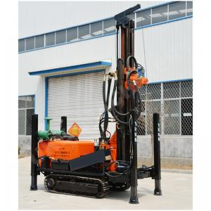 China HOT SELLING 200 METERS PORTABLE WATER WELL DRILLING EQUIPMENT FOR SALE on sale