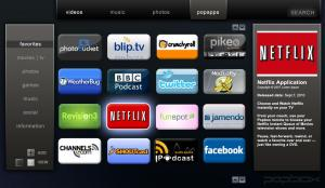 China 2012 newest internet tv set top box on sale