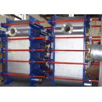 China Powerful  Steam Plate Heat Exchanger , Stainless Steel Plate Heat Exchanger on sale