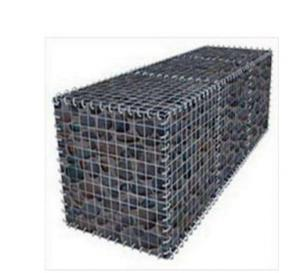 China 200x100x50cm Welded Gabion Box Wire Mesh Gabion Retaining Wall For Building on sale